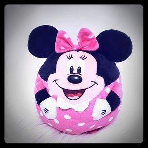 Ty plush Minnie mouse ball 12 inch